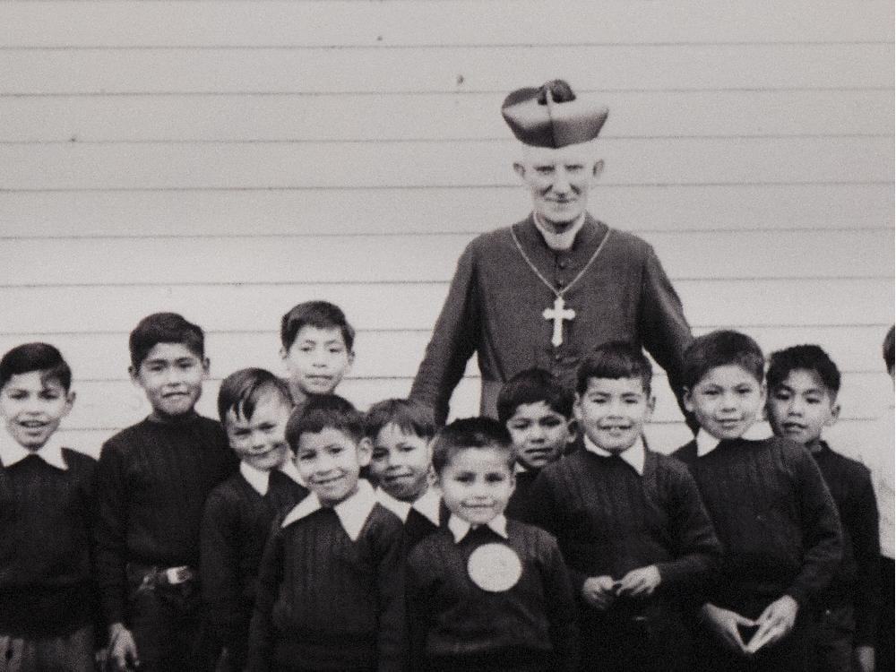 First Nations School Children