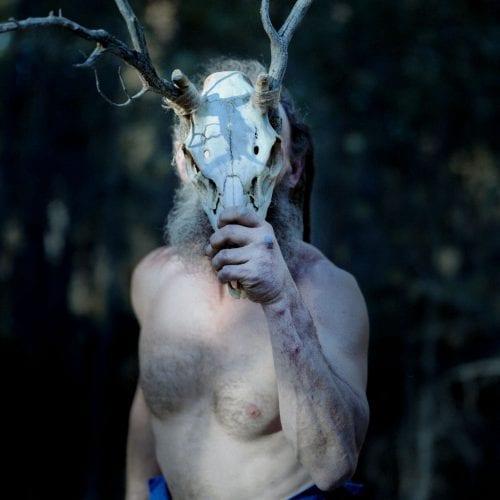 """Deer head"" next to the Sima de Alcorón"