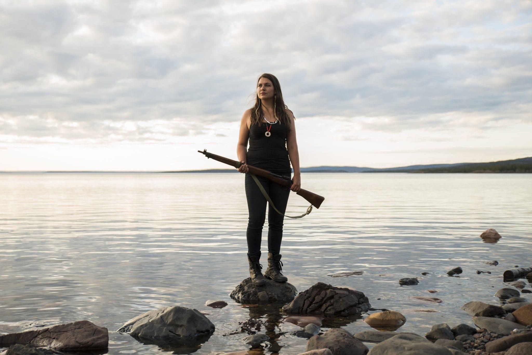 Inuit Nunavut Hunting Great Slave Lake
