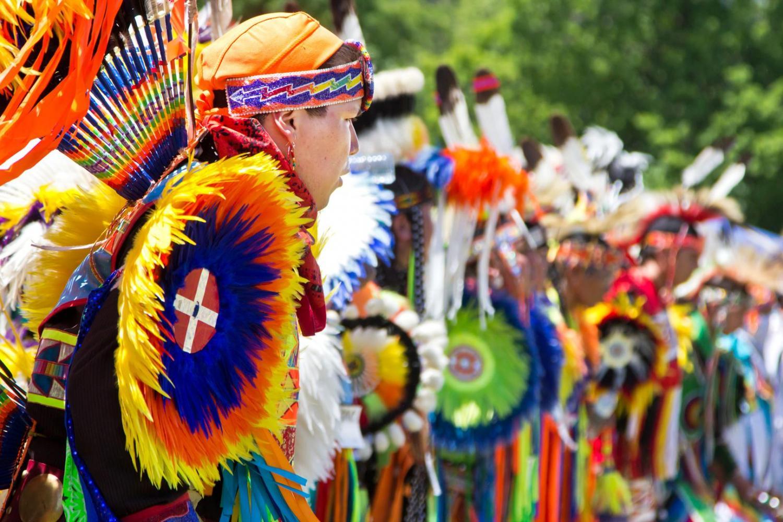 Hopi Hopi dancers