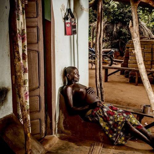 David Wagnieres Photo of an Indigenous man