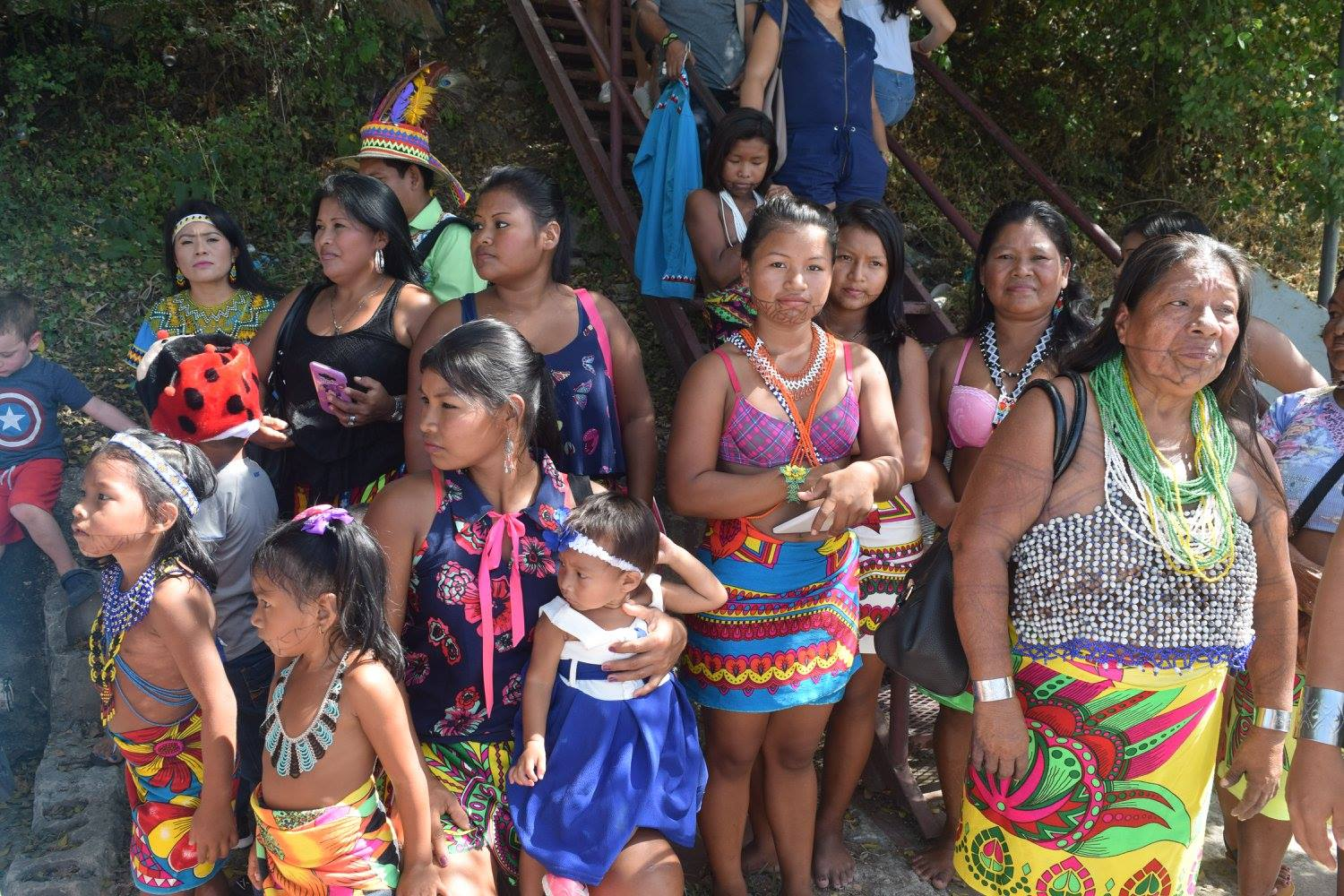 A Group of Indigenous Women
