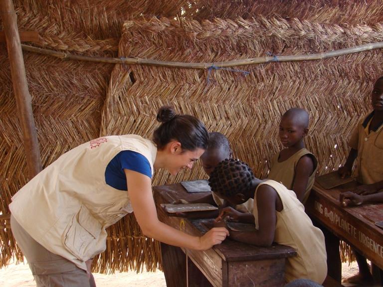 Teaching Indigenous people