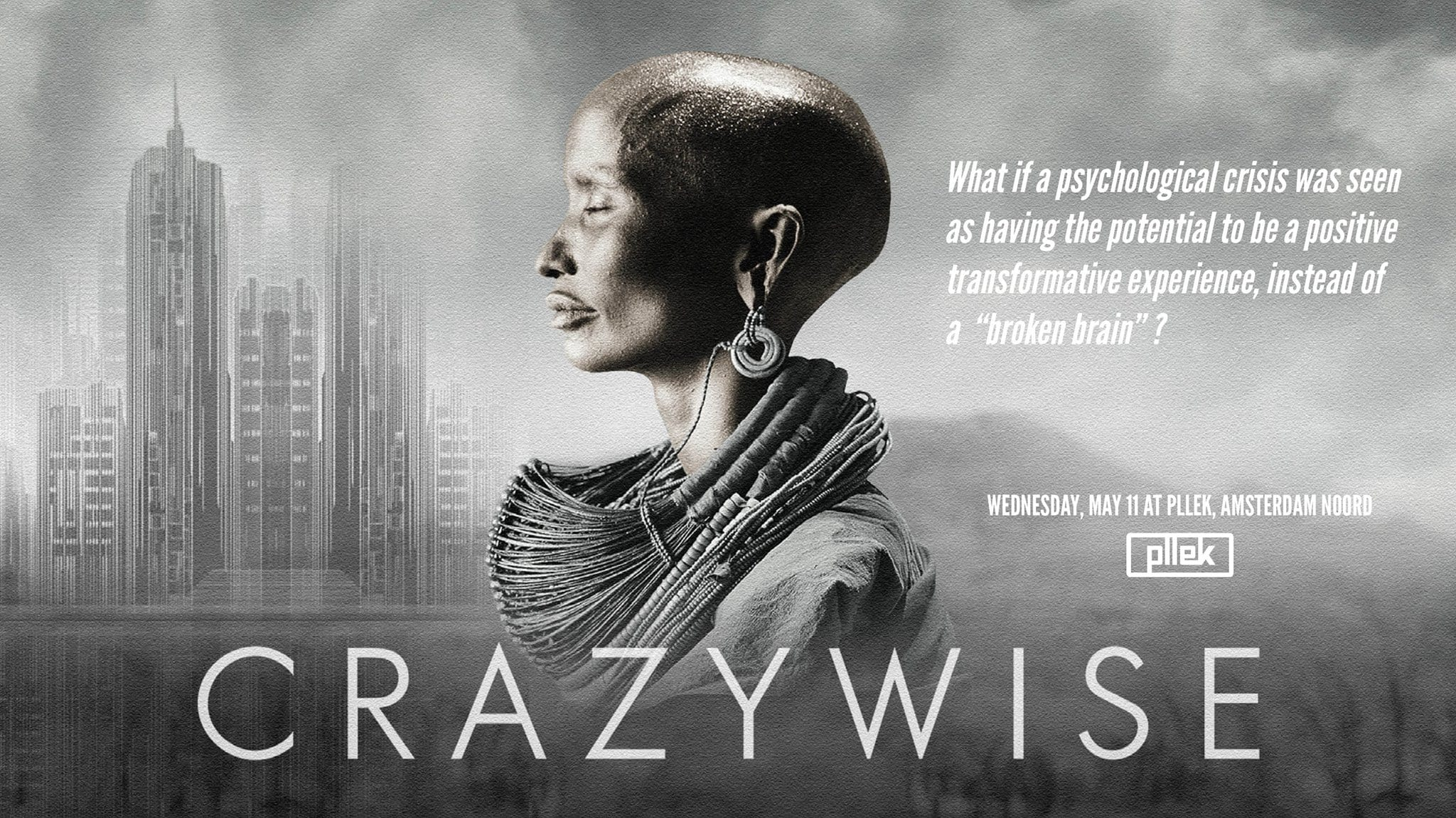 Crazywise film Poster