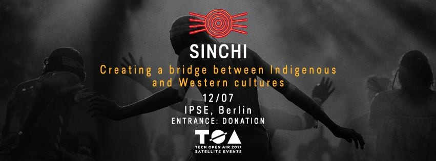 Sinchi Tribe in IPSE Berlin