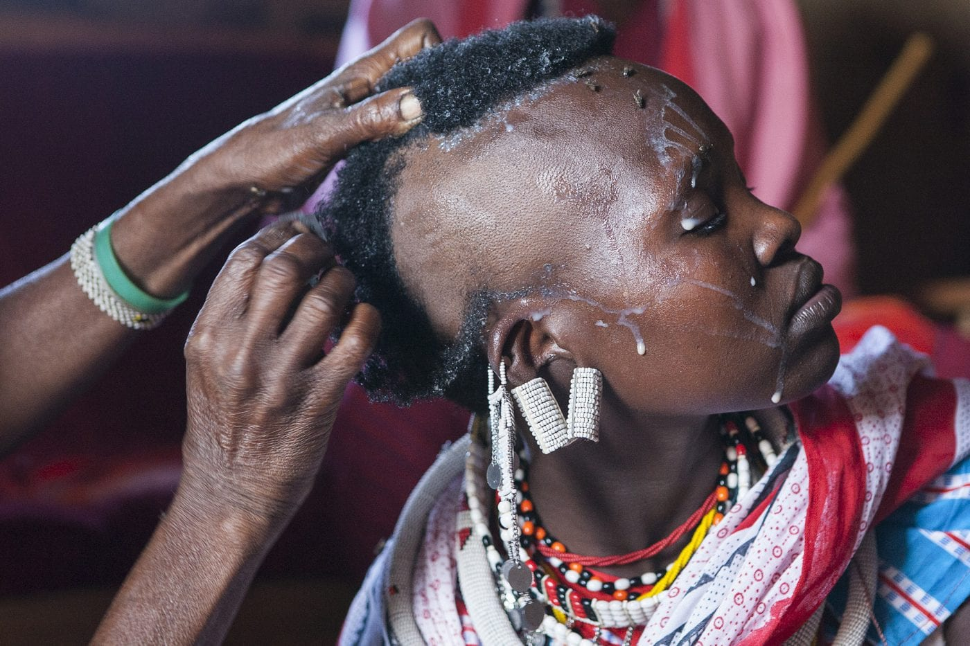 Maasai Girl FGM Kenya Education