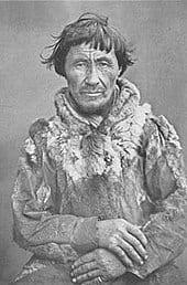 A Sea Sami Man
