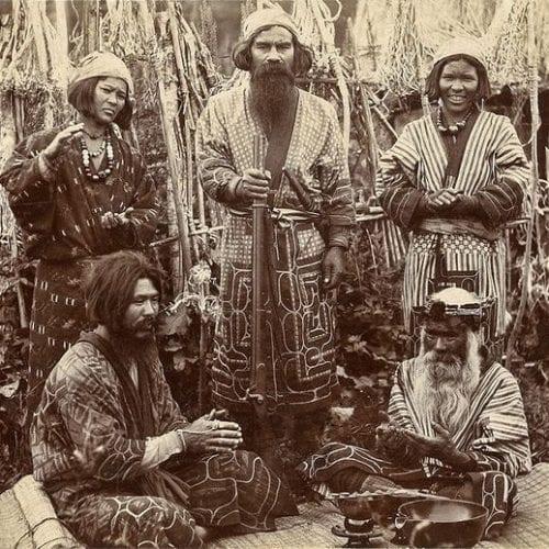 The Ainu Tribe