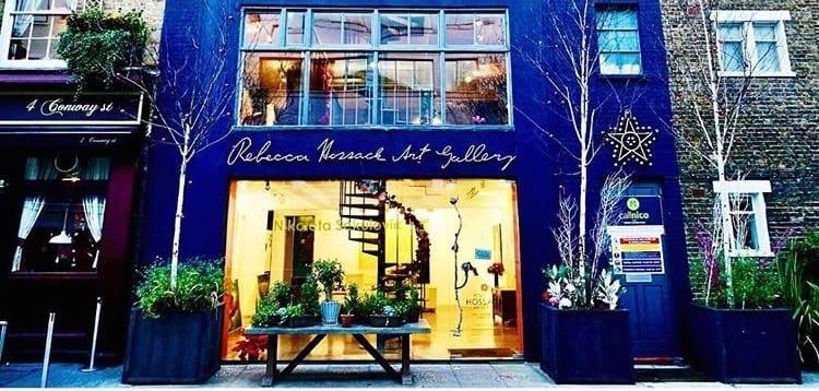 Rebecca Hossack Art Gallery