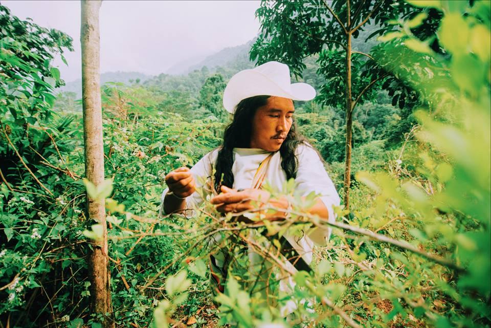 Colombian Wiwa indigenous