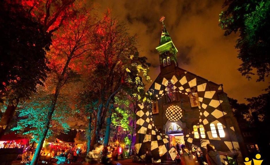Ruigoord parties Amsterdam