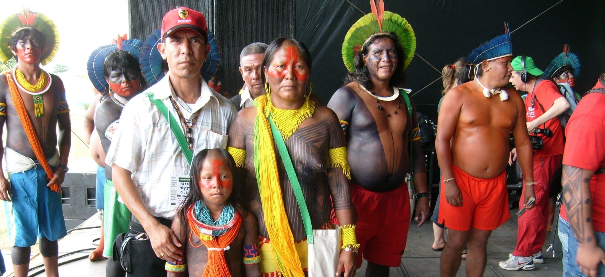 Wasjibon Maria Suriname Brasil