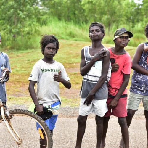 Aboriginal children