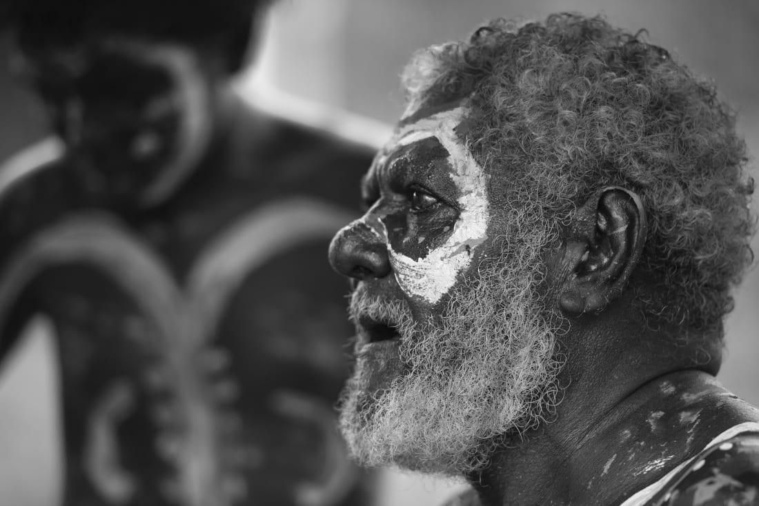 Wayne Quilliam Aboriginal Australia