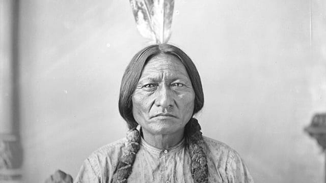 Sitting Bull Wounded Knee Standing Rock