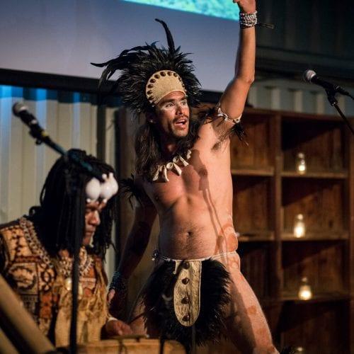 Yoyo Tuki Rapa Nui Indigenous