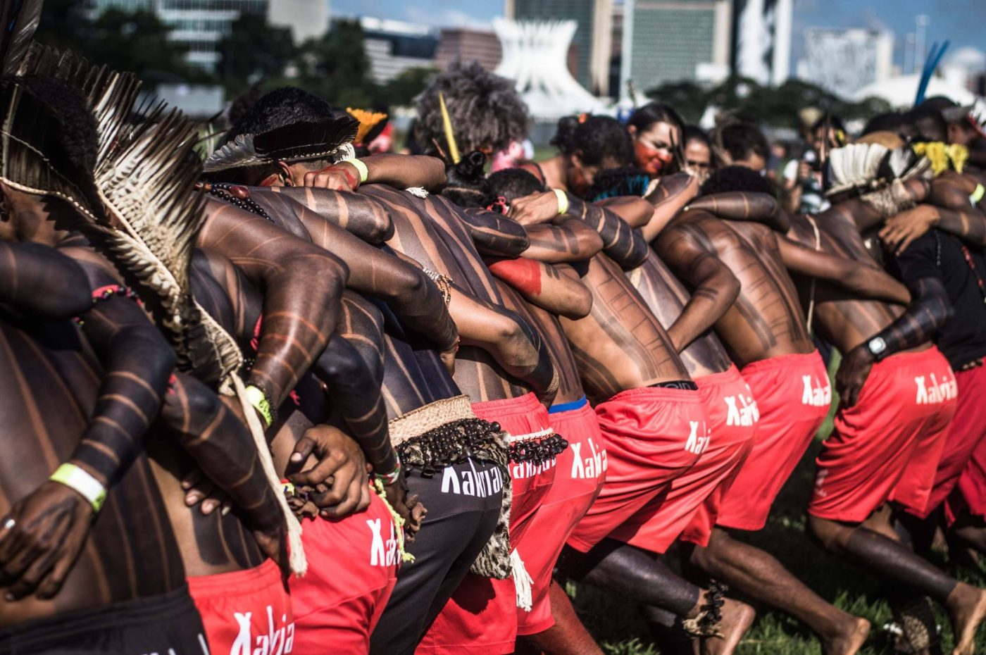 Xakriaba Free Land Camp BrasilBrazil Indigenous