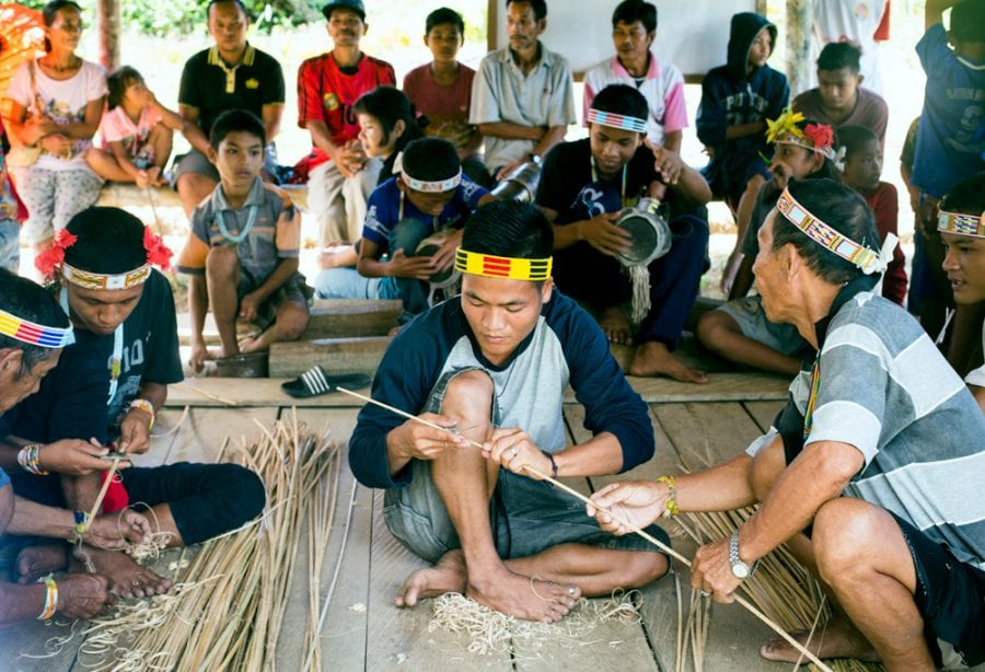 Mentawai Indigenous Education