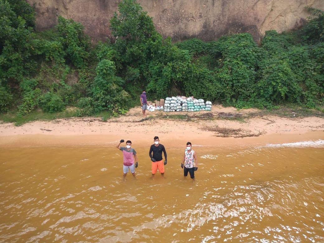 covid-19 amazon brazil