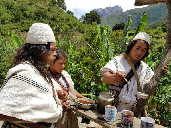 Colombia Sierra Nevada Wiwa Kogi Coffee Biodiversity